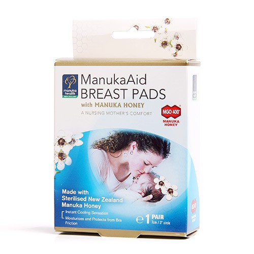 ManukaAid breast pads - 1 styk - Manuka Health
