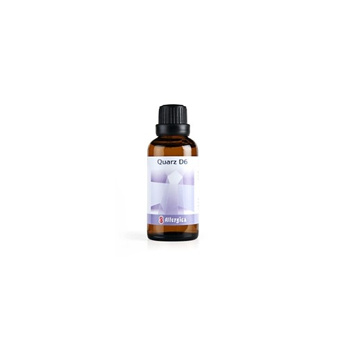 Cellesalt 11: Quarz D6 - 50 ml - Allergica