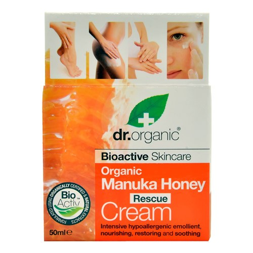 Cream Manuka - 50 ml - Dr. Organic