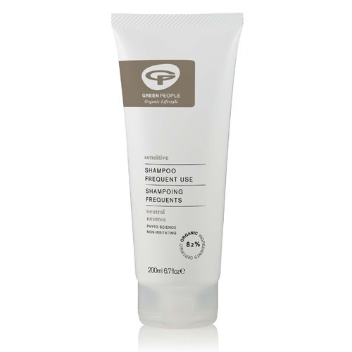 Shampoo No Scent uden duft - 200 ml - Green People