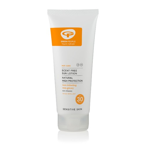Sun lotion SPF 25 No Scent u.duft - 200 ml - GreenPeople