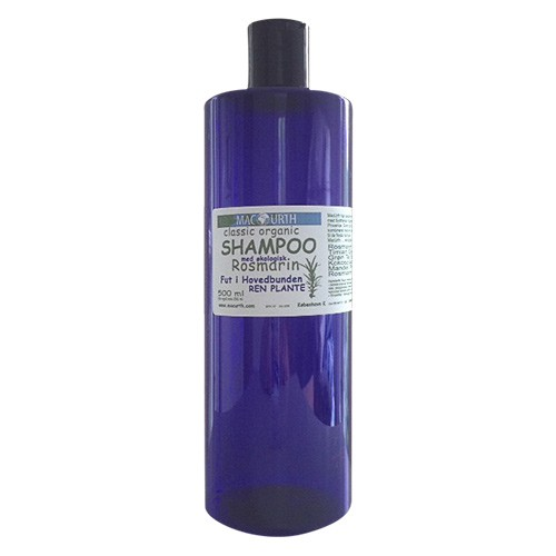 Shampoo Rosmarin - 500 ml - MacUrth