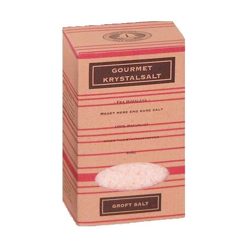 Himalaya Salt (1 - 3 mm) - 500 gr