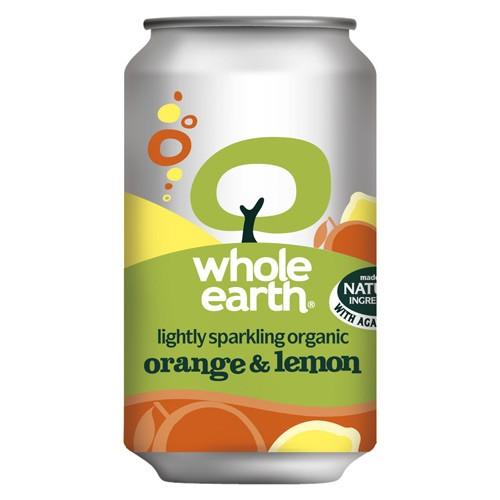 c0484184 Køb Orange/lemon soda i dåse Økologisk - 330 ml - Gratis levering