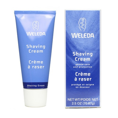 Shaving Cream - 75 ml - Weleda