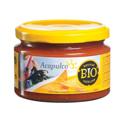 284ba02f Køb Salsa dip Acapulco Økologisk- 260 gr - Urtekram - Gratis levering