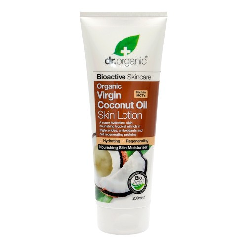 Lotion Coconut - 200 ml - Dr. Organic