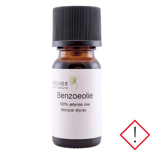 Benzoeolie æterisk - 10 ml - Fischer Pure Nature