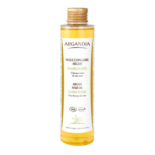 Argan Hair oil Ylang Ylang  - 150 ml - Argandia